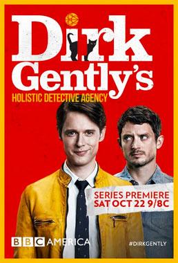 Dirk Gently's Holistic Detective Agency, la série de 2016