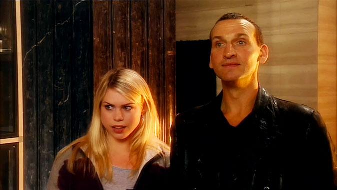 Doctor Who S01E02: La fin du monde (2005)