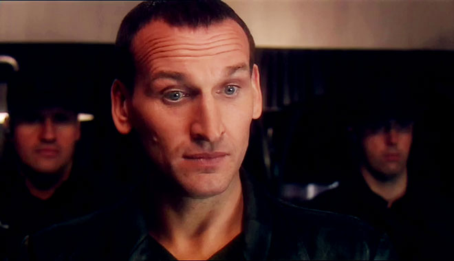 Doctor Who S01E06: Dalek (2005)