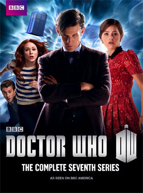 Doctor Who (2012) Saison 7 poster