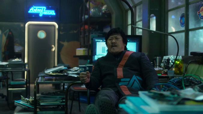 Electric Dreams S01E02: Planète impossible (2017)