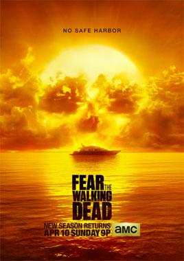 Fear The Walking Dead, la saison 2 de 2016 de la série télévisée de 2015