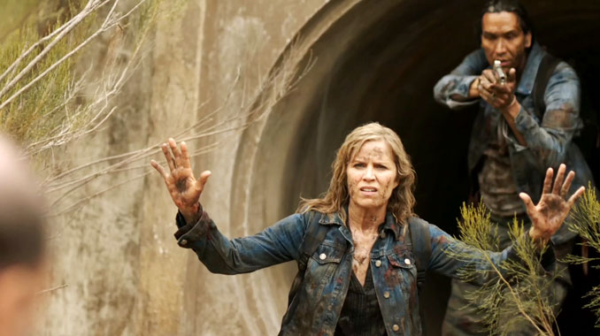 Fear The Walking Dead S01E11: Le Serpent (2017)