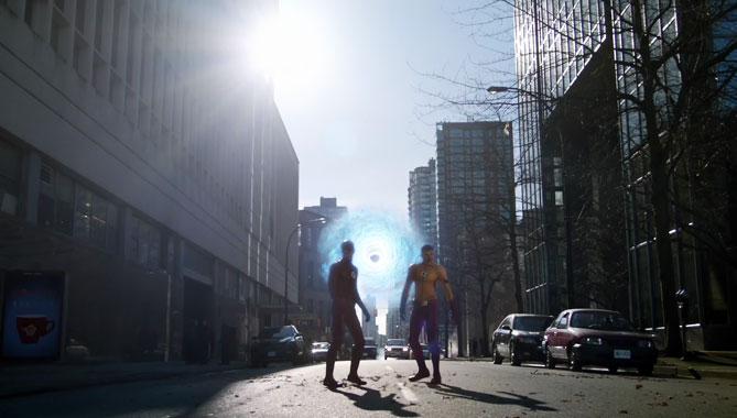 The Flash S03E18: Abra Kadabra (2017)