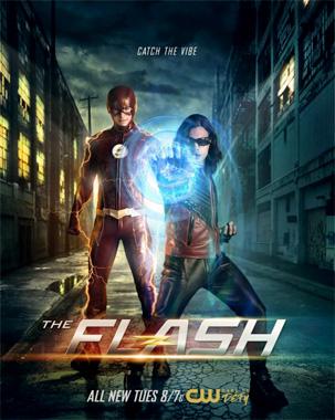 The Flash, la saison 4 de 2017 de la série télévisée de 2014