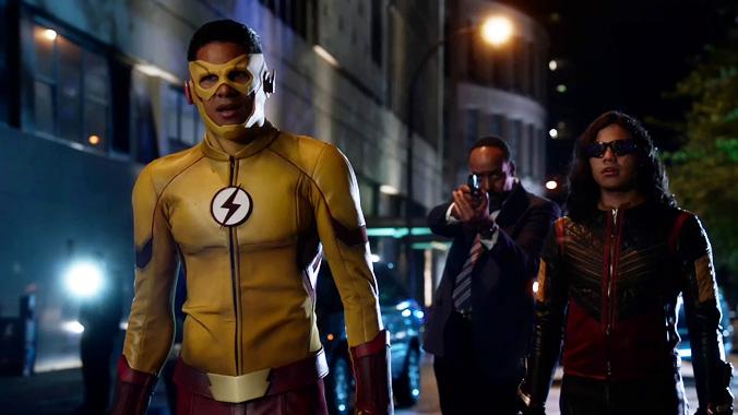 The Flash S04E01: Renaissance (2017)