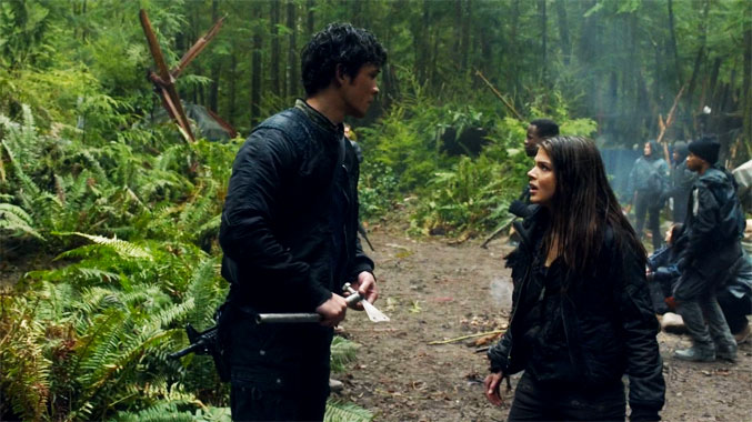 The 100 (2014) Saison 1 épisode 12 photo