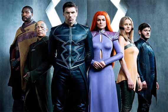 Inhumans, la série télévisée de 2017