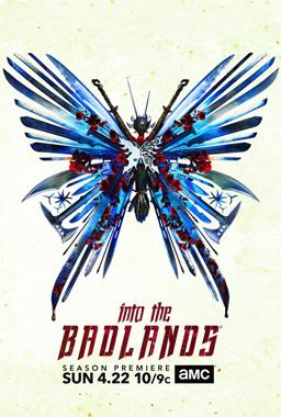 Into The Badlands, la saison 3 de 2018 de la série télévisée de 2015