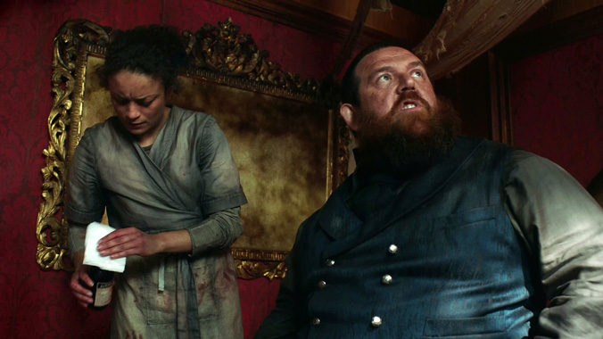Into The Badlands S03E03: Le Léopard piège le Lapin (2018)
