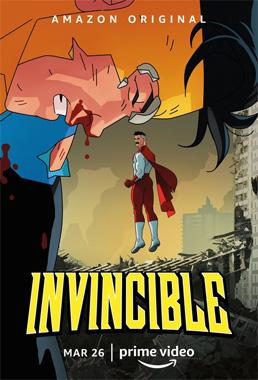 Invincible, la série animée de 2021