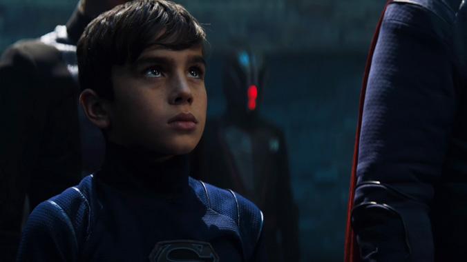Krypton S01E01: Chapitre premier (2018)