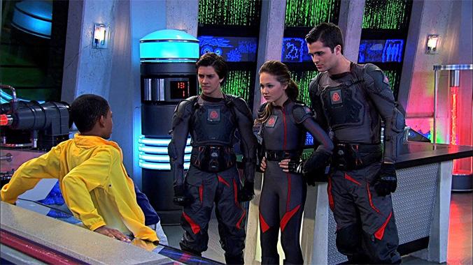 Bio-Teens aka Lab Rats, la sitcom de 2012.