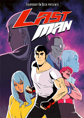 Lastman, la série animée de 2016