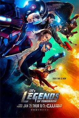 Legends Of Tomorrow, la série de 2016