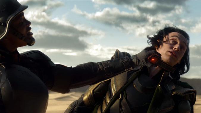 Loki S01E01: Un destin exceptionnel (2021)