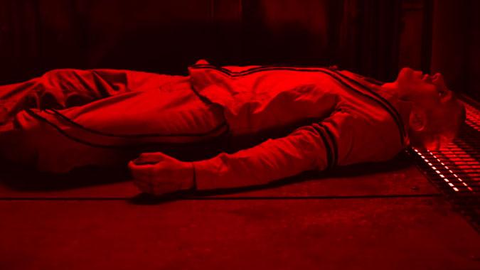 Métal Hurlant Chronicles S01E03 : Lumière rouge (2012)