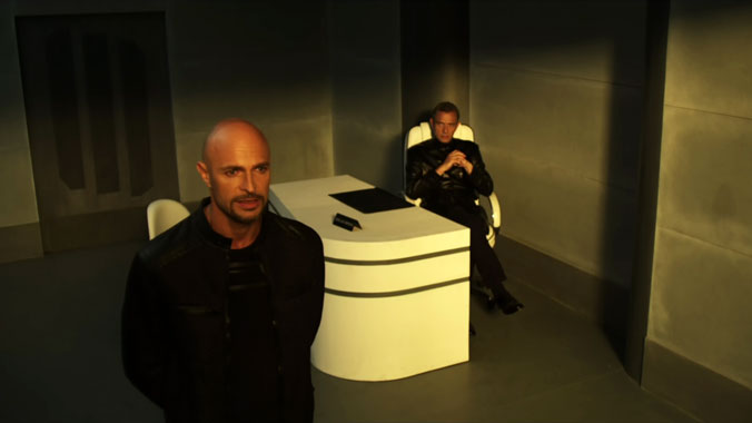 Métal Hurlant Chronicles S01E03 : Réalité glaçante (2012)