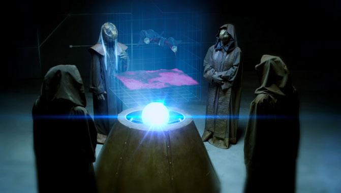 Métal Hurlant Chronicles S01E05 : Maîtres du destin (2012)