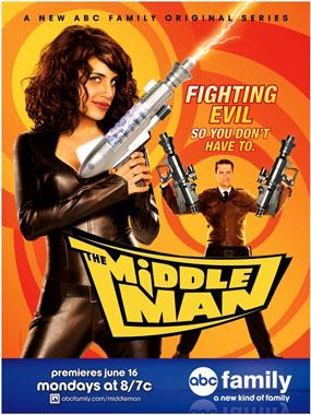 The Middleman, la série de 2008