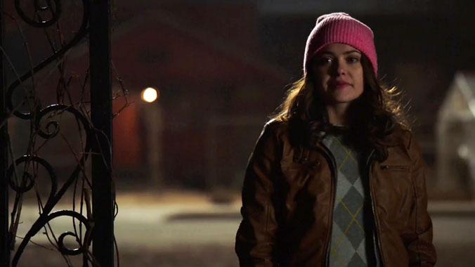 Midnight, Texas S01E06: Aveuglé par la Lumière (2017)
