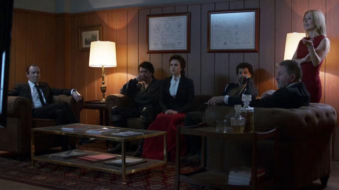 Le Ministère du Temps S01E05: Tout le Temps passé (2015)