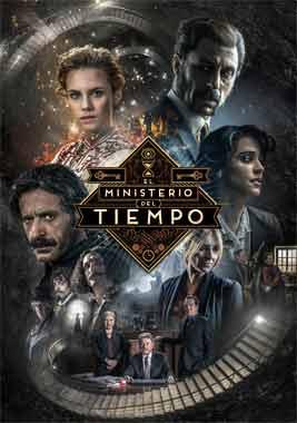 El Ministerio Del Tiempo (Le Ministère du Temps), la série de 2015