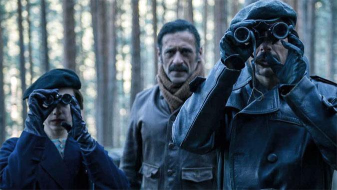 Le Ministère du Temps S03E02: Le Temps des espions (2017)