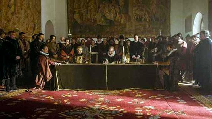 Le Ministère du Temps S03E05: Le Temps de splendeur (2017)