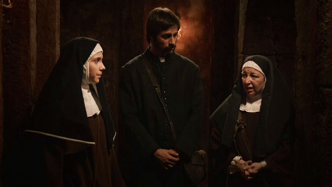Le Ministère du Temps S02E04: Le Monastère du Temps (2016)