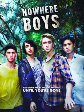 Nowhere Boys: Entre deux mondes, la série télévisée de 2013