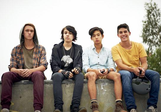 Nowhere Boys, la série de 2013