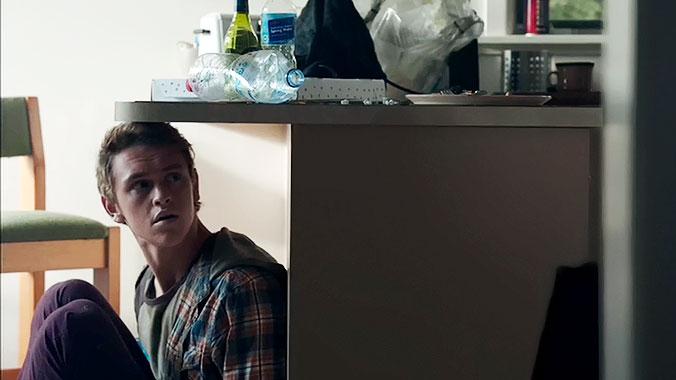 Nowhere Boys: Entre deux mondes S01E02: Rêve ou réalité ? (2013)