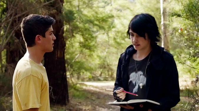 Nowhere Boys S01E04: Après la tempête (2013)