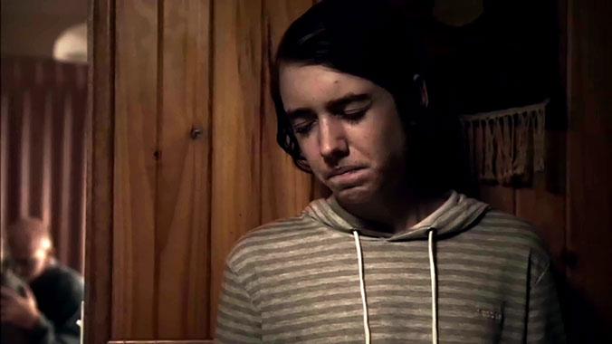Nowhere Boys: Entre deux mondes S01E05: Le talisman (2013)