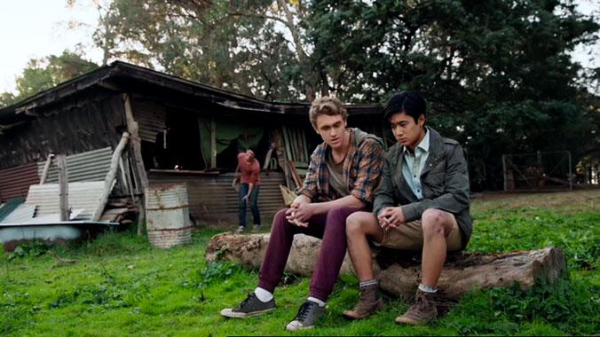 Nowhere Boys - Entre 2 mondes S01E09: La Magie existe (2014)