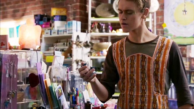 Nowhere Boys S01E11: Corps étrangers (2014)