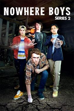 Nowhere Boys: Entre 2 mondes, la saison 2 de 2014 de la série télévisée de 2013