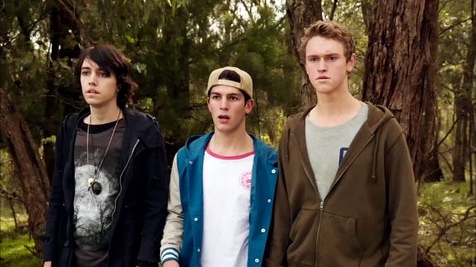 Nowhere Boys: Entre 2 mondes S02E03: Episode Trois (2014)