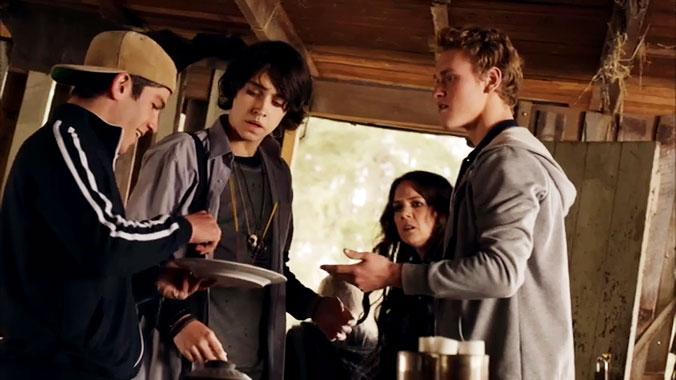 Nowhere Boys: Entre 2 mondes S02E06: Episode Six (2014)