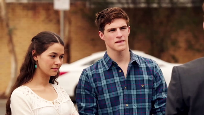 Nowhere Boys: entre 2 mondes S02E11: Inversion (2015)