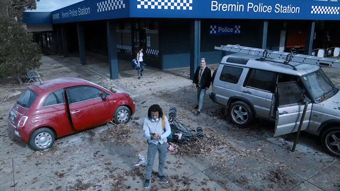 Nowhere Boys S03E02 : Qu'est-il arrivé à Bremin ? (2016)