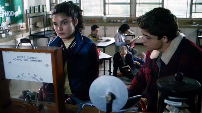 Nowhere Boys S03E04 : La bande trouve la magie (2016)