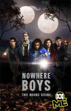 Nowhere Boys, la saison 3 de 2016 de la série télévisée de 2013