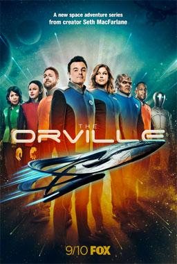 The Orville, la série télévisée de 2017