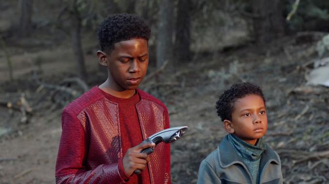 The Orville S01E08: Dans la gueule du loup (2017)