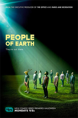 People Of Earth, la série de 2016