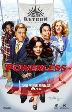 Powerless, la série télévisée de 2017