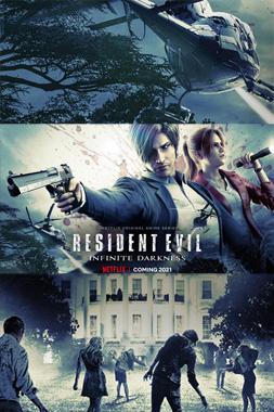 Resident Evil : Infinite Darkness, la série animée de 2021