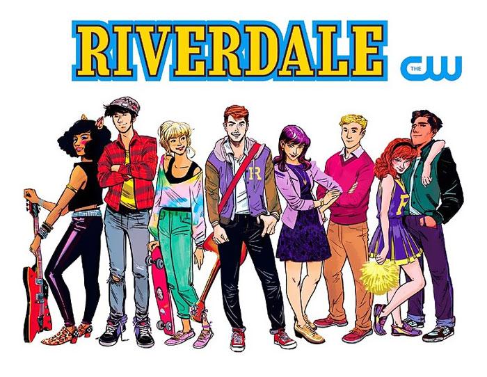 Riverdale, la série télévisée de 2017